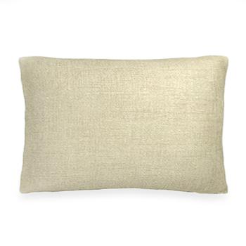 Подушка Лузга гречихи (чехол - лён) (40х60 см)
