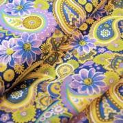 Ткань Ситец 80 плательный №77561 (50 м рулон)